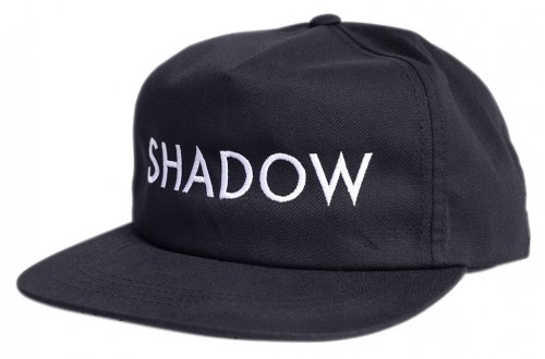 Shadow VVS Snapback Cap Black