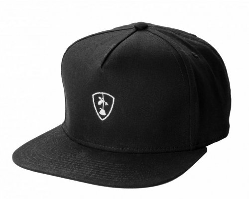 Subrosa SHIELD Snapback Black