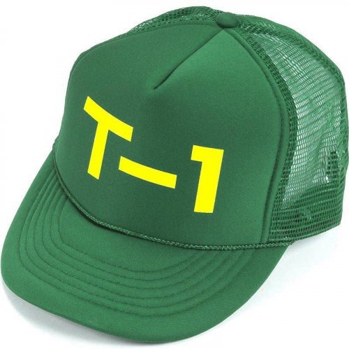 Terrible One BADGE Cap Mesh Green