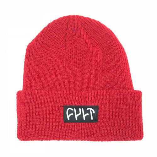Cult WITNESS Beanie Red