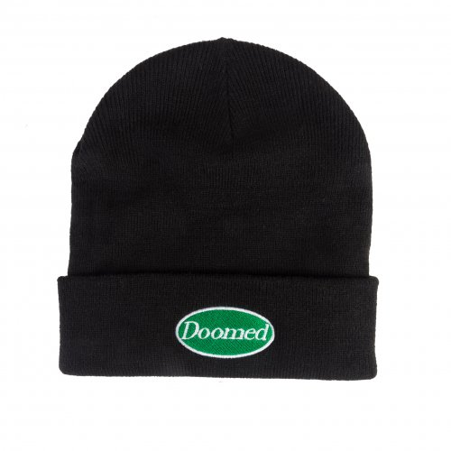 Doomed JERRY Beanie Black