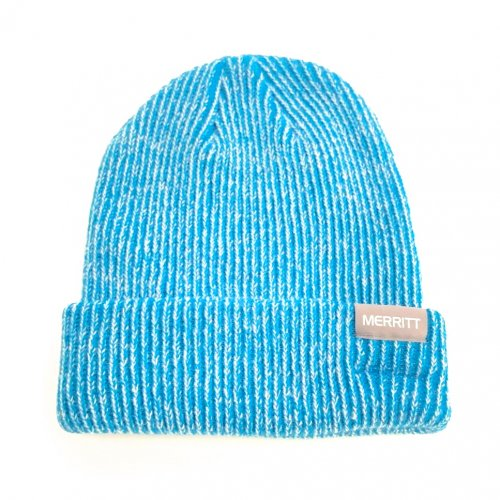 Merritt Electric Blue Beanie