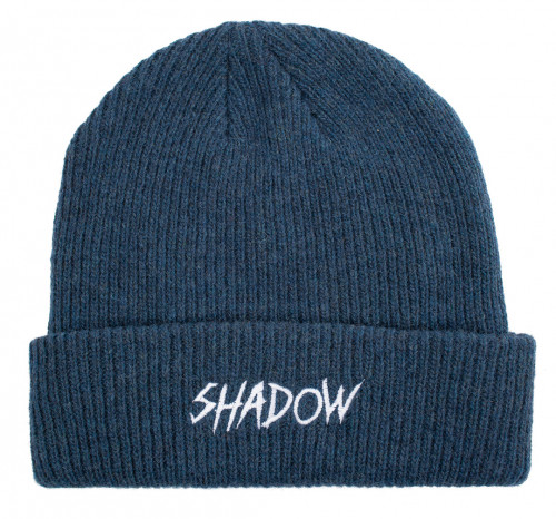 Shadow LIVEWIRE Beanie Navy Blue