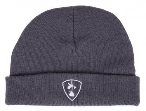 Subrosa SHIELD Beanie Charcoal