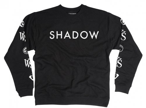 Shadow VVS Sweatshirt Black