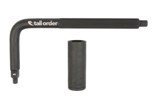 Tall Order POCKET SOCKET BMX Tool Black