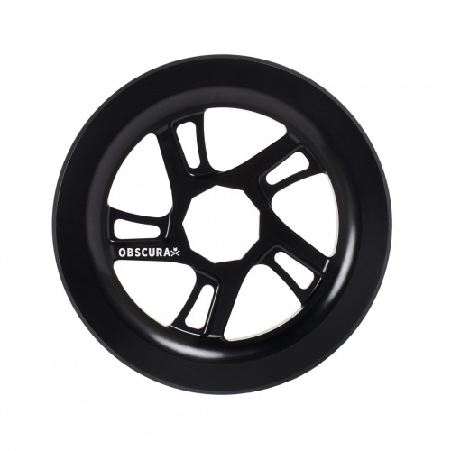 Mutiny OBSCURA GUARD Sprocket Black