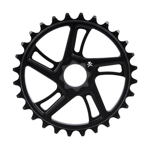 Mutiny PENTRA Spline Drive 22mm Sprocket Black