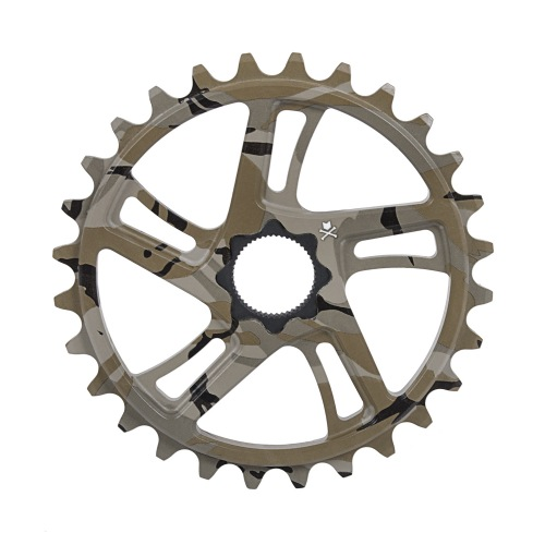 Mutiny PENTRA Spline Drive 22mm Sprocket Camo