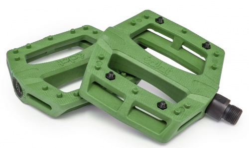 Éclat CONTRA Pedals Army Green