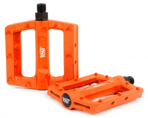 Rant HELLA Pedals Orange