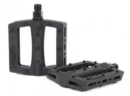 Platform Composite//Plastic 9//16 Black Eclat Slash Pedals