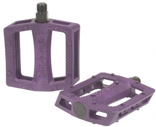Shadow RAVAGER Plastic Pedals Livid Purple
