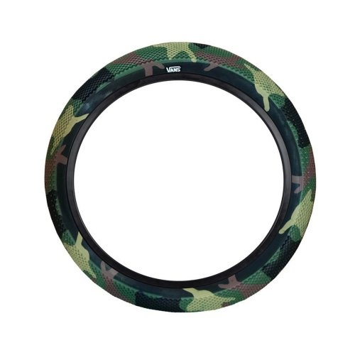 "Cult VANS 18"" Tyre Camo/ Black Wall"