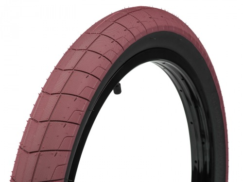 Éclat FIREBALL Tyre Burgundy/ Black Wall
