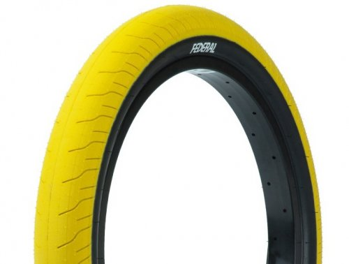 Federal COMMAND LP Tyre Yellow/Black Wall