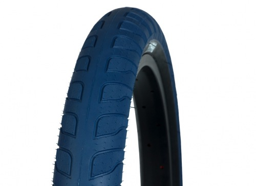 "Federal RESPONSE Tyre 2.50"" Blue/ Black Wall"