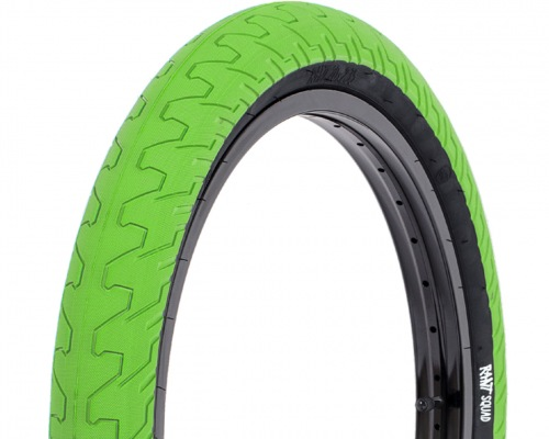 Rant SQUAD Tyre Neon Green