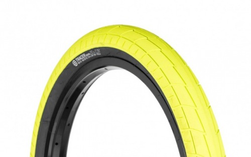 "Salt TRACER 16"" Tyre Neon Yellow"
