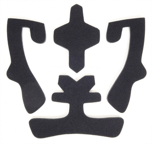 Shadow Classic Helmet Replacement Pads 8mm Black