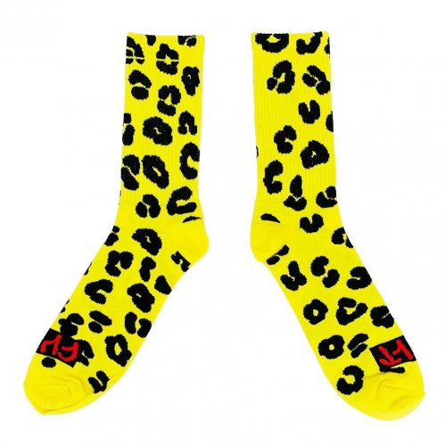 Cult PROWLERS Socks Yellow