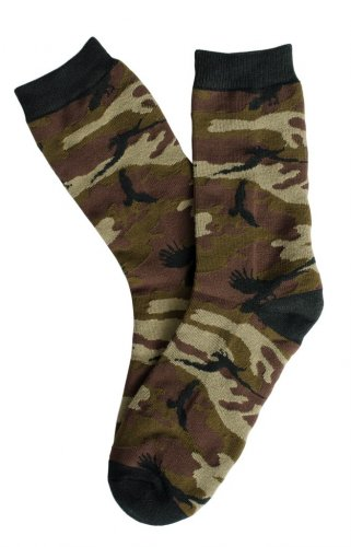 Shadow CROW CREW Socks Camo