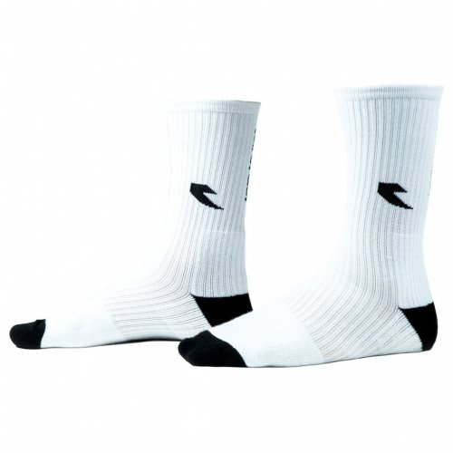 Tall Order LOGO Socks White/Black