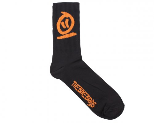 Thebikebros LOGO Socks Black/Orange