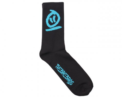 Thebikebros LOGO Socks Black/Teal