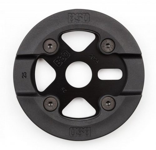 BSD BARRIER GUARD Sprocket Black