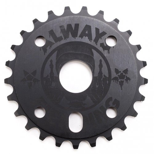 Fiend REYNOLDS Sprocket Black