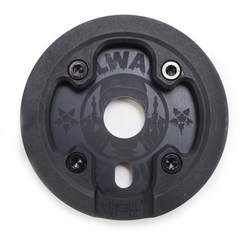 Fiend REYNOLDS GUARD Sprocket Black