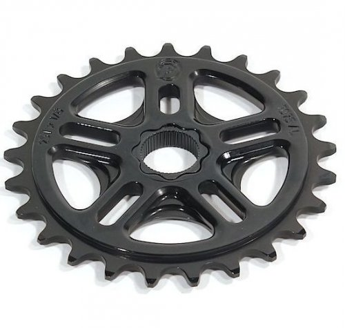 Profile SPLINE DRIVE Sprocket Black