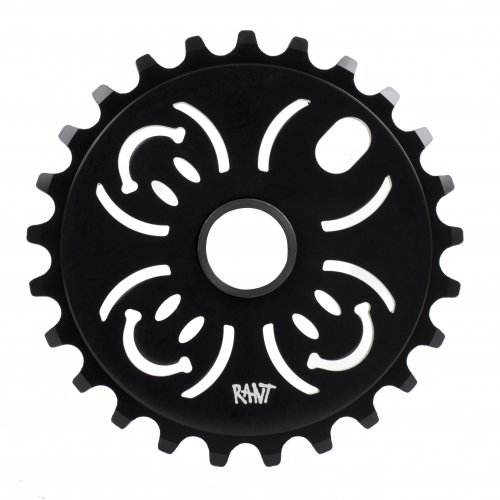 Rant H.A.B.D. Sprocket Black