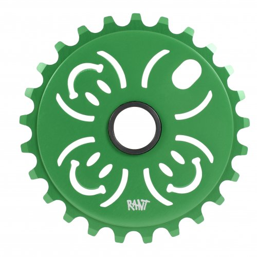 Rant H.A.B.D. Sprocket Real Teal