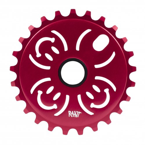 Rant H.A.B.D. Sprocket Red