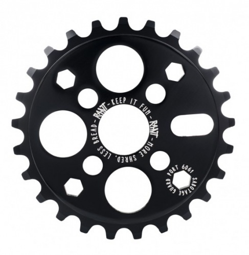 Rant IKON Sprocket Black