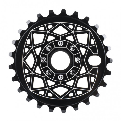 Shadow VVS Sprocket Black