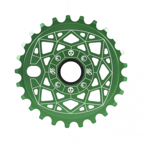 Shadow VVS Sprocket British Racing Green