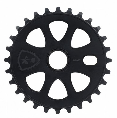 Subrosa PETAL Sprocket Matte Black