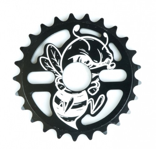 Total BMX KILLABEE Sprocket Black/White