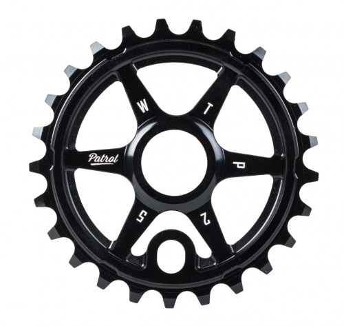 Wethepeople PATROL Sprocket Black