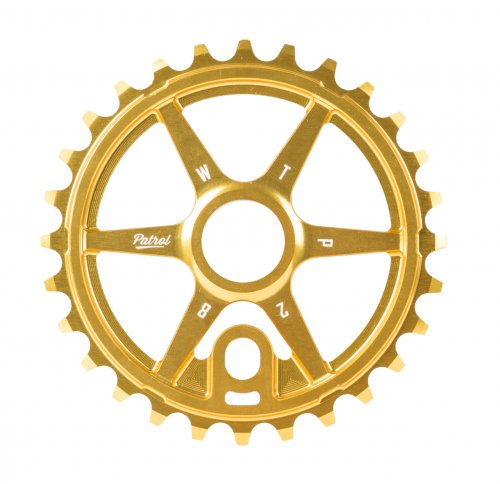 Wethepeople PATROL Sprocket Gold