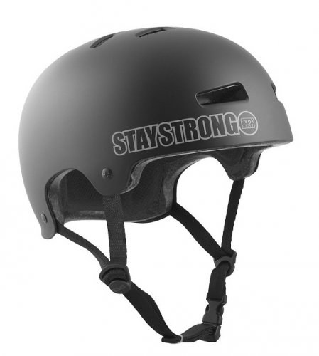 TSG EVOLUTION Helmet Charity Design Stay Strong