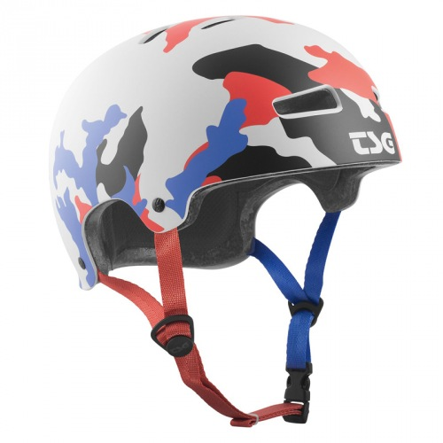 TSG EVOLUTION Graphic Helmet Camo BER