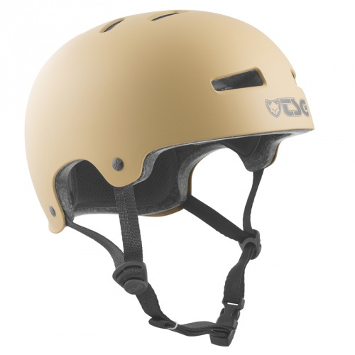 TSG EVOLUTION HELMET Solid Color Satin Macchiato