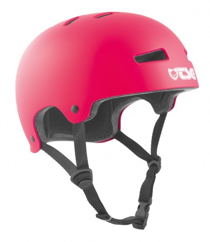 TSG EVOLUTION HELMET Solid Color Satin Pink