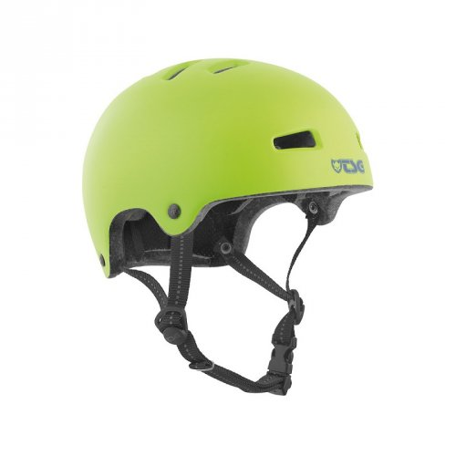 TSG NIPPER MAXI Helmet Solid Color Green
