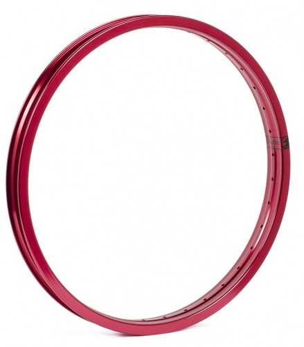 Shadow TRUSS Rim Crimson Red