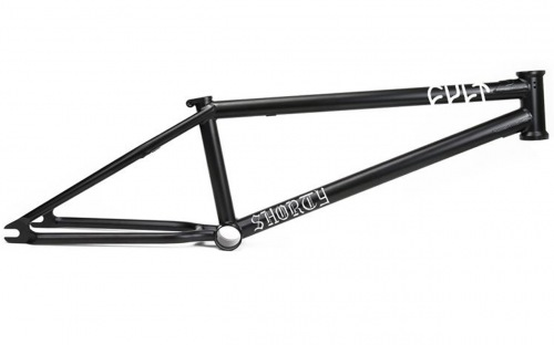 Cult SHORTY Frame Black